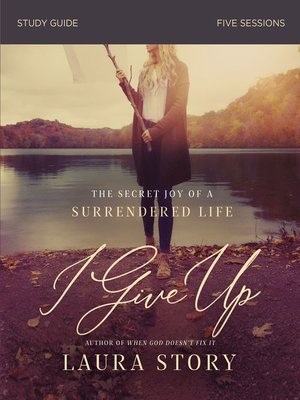 cover image of I Give Up Study Guide