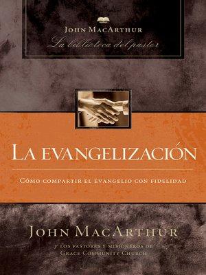 cover image of La evangelización