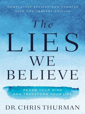 cover image of The Lies We Believe