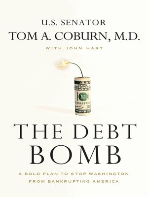 cover image of The Debt Bomb