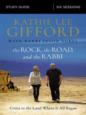 cover image of The Rock, the Road, and the Rabbi Study Guide