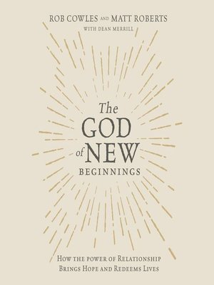 cover image of The God of New Beginnings