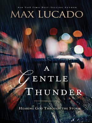 cover image of A Gentle Thunder