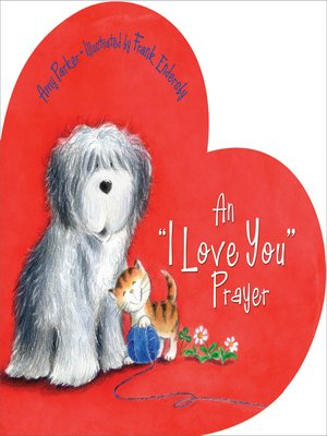 cover image of An 'I Love You' Prayer