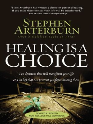 cover image of Healing Is a Choice