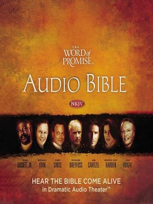 cover image of The Word of Promise Audio Bible--New King James Version, NKJV (08)