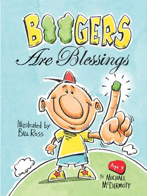 cover image of Boogers Are Blessings