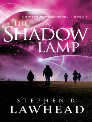 cover image of The Shadow Lamp