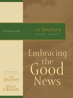 cover image of Embracing the Good News