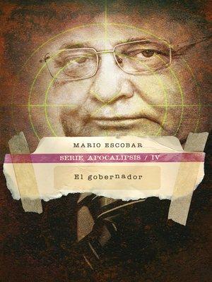 cover image of El gobernador