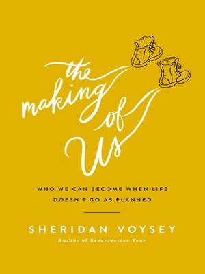 cover image of The Making of Us