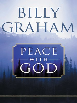 cover image of Peace with God