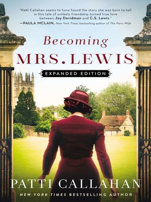cover image of Becoming Mrs. Lewis