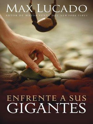 cover image of Enfrente a sus gigantes