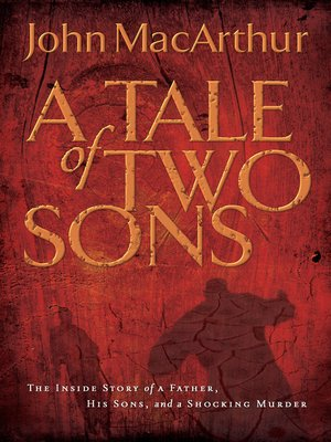 cover image of A Tale of Two Sons