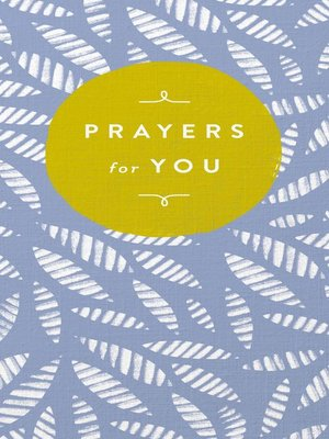 cover image of Prayers for You
