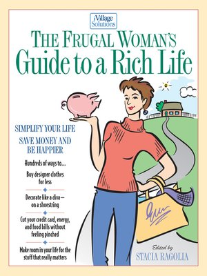 cover image of The Frugal Woman's Guide to a Rich Life