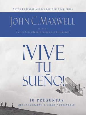 cover image of ¡Vive tu sueño!