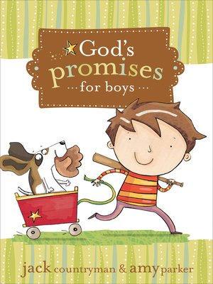 cover image of God's Promises for Boys