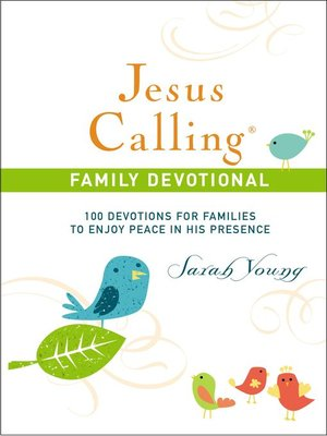 cover image of Jesus Calling Family Devotional