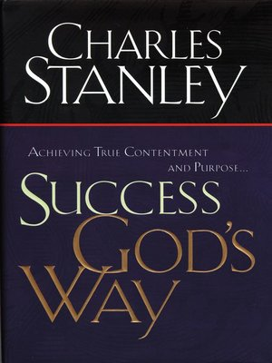 cover image of Success God's Way