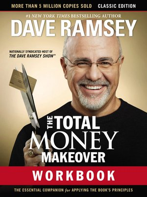 cover image of The Total Money Makeover Workbook