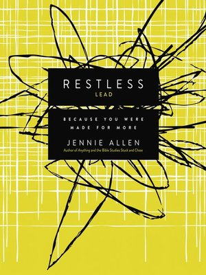 cover image of Restless Leader's Guide