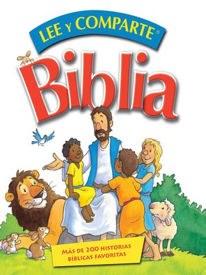 cover image of Biblia lee y comparte