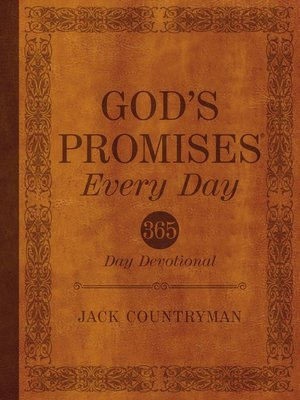 cover image of God's Promises Every Day