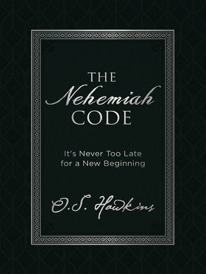 cover image of The Nehemiah Code