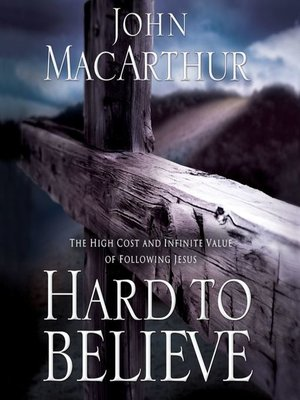 cover image of Hard to Believe