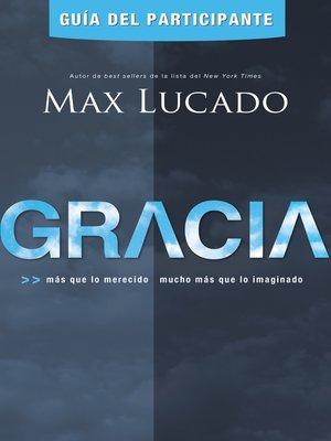 cover image of Gracia--Guía del participante