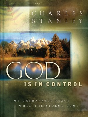 cover image of God is in Control