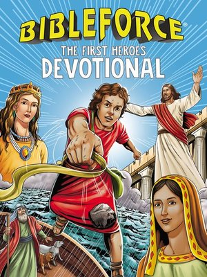 cover image of BibleForce Devotional