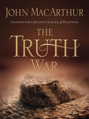 cover image of The Truth War
