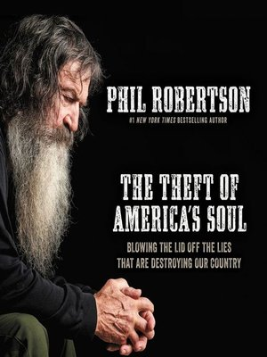 cover image of The Theft of America's Soul