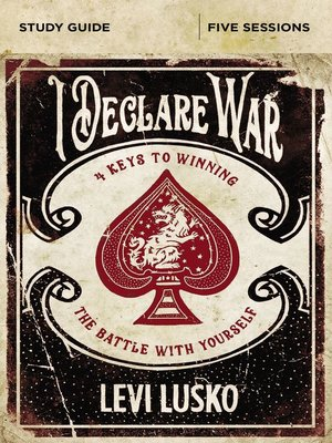 cover image of I Declare War Study Guide