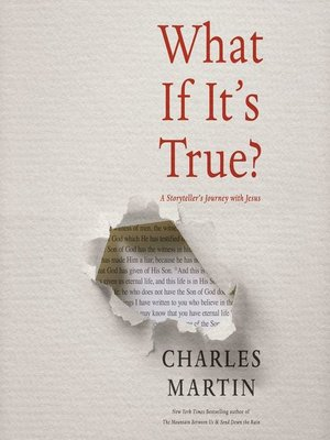 cover image of What If It's True?