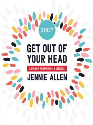cover image of Get Out of Your Head Study Guide