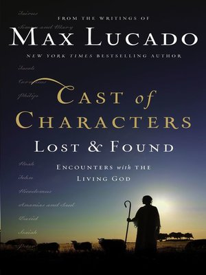 cover image of Cast of Characters