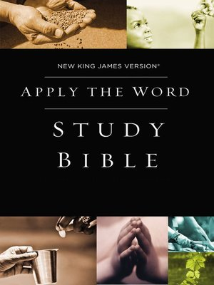 cover image of NKJV, Apply the Word Study Bible, eBook