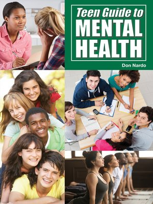 cover image of Teen Guide to Mental Health