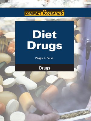 cover image of Diet Drugs