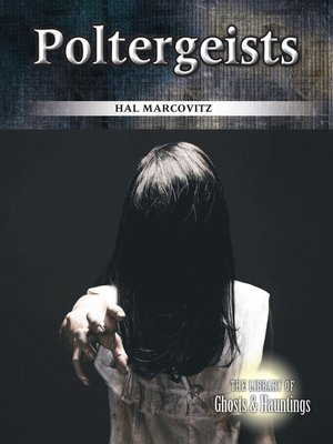 cover image of Poltergeists