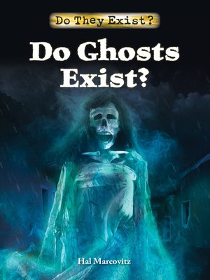 cover image of Do Ghosts Exist?