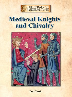cover image of Medieval Knights and Chivalry