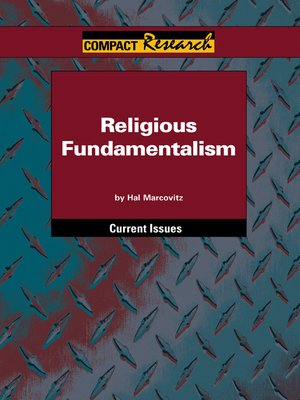 cover image of Religious Fundamentalism