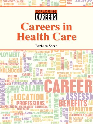 cover image of Careers in Health Care