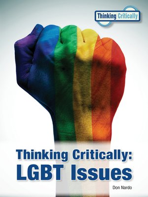 cover image of Thinking Critically: LGBT Issues