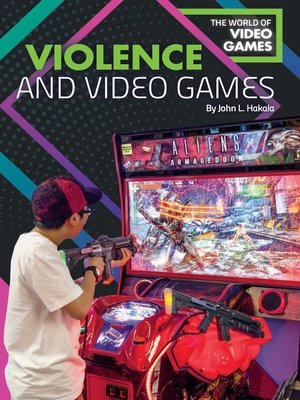 cover image of Violence and Video Games